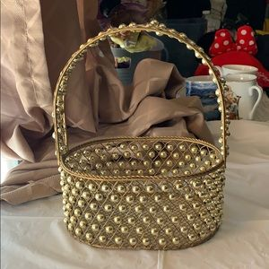 Other - Beaded Basket